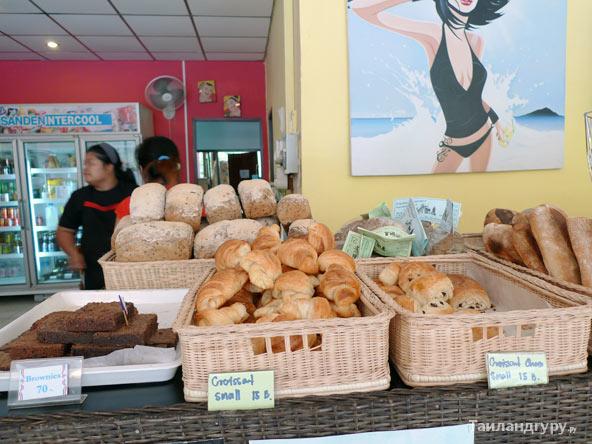 Французская пекарня на Ламаи